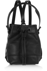 Opening Ceremony Izzy Mini Leather Backpack
