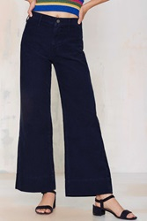 Nasty Gal Citizens Of Humanity Abigail Wide Leg Corduroy Pants