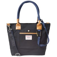 Master Piece Link Two Way Tote Black