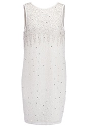 Warehouse Cocktail Dress Party Dress Neutral Nude