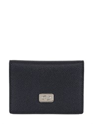 Tod's Bridge Dauphine Leather Card Holder