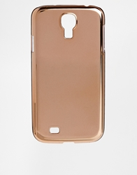 Asos Electroplate Rose Gold Samsung Galaxy Clip On Cover Rosegold