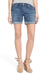 Women's Citizens Of Humanity 'Skyler' Cutoff Denim Shorts Halo