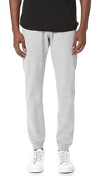 Reigning Champ Terry Slim Sweatpants Heather Grey