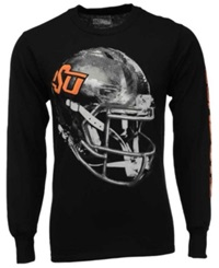 Vf Licensed Sports Group Men's Long Sleeve Oklahoma State Cowboys Completion T Shirt