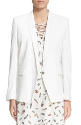 Women's The Kooples Stretch Crepe Blazer