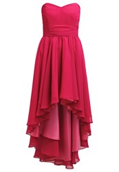 Swing Occasion Wear Himbeerrot Pink