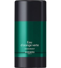 Hermes Eau D'orange Verte Alcohol Free Deodorant Stick 75Ml