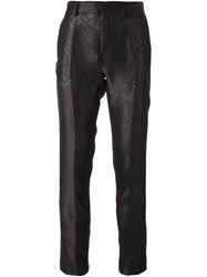 Haider Ackermann Sequined Tailored Trousers