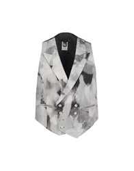 Just Cavalli Suits And Jackets Waistcoats Men Grey
