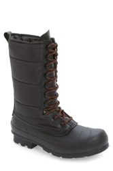 Hunter Original Tall Quilted Boot Black