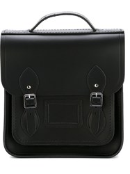 The Cambridge Satchel Company Small 'Portrait' Backpack Black