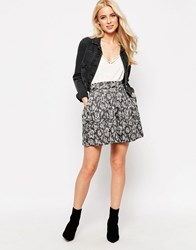 Sister Jane Parasol Skirt Gray