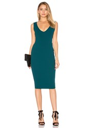 Nookie Majesty Midi Dress Teal