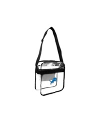 Little Earth Detroit Lions Carryall Bag Clear