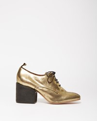 Rachel Comey Hayes Oxfords Old Gold