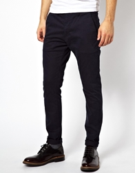 Dr. Denim Dr Denim Chinos Heywood Skinny Fit Blue