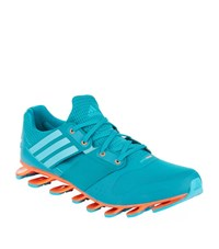 Adidas Springblade Solyce Running Shoe Male Teal