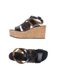 Mare Wedges Tan