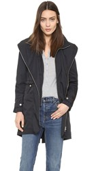 Soia And Kyo Nollie Coat Black
