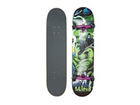 Blind Lunar Lizard Complete Green Skateboards Sports Equipment