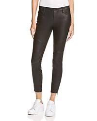 Blank Nyc Blanknyc Faux Leather Moto Skinny Pants In Snap Queen