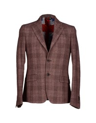 Jack Suits And Jackets Blazers Men Light Brown