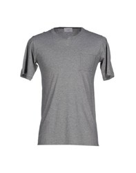 Sleep Topwear T Shirts Men Grey