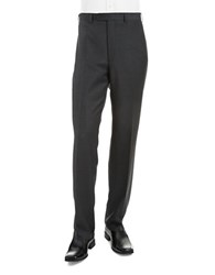 Lauren Ralph Lauren Wool Dress Pants Grey