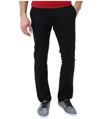 Kr3w K Slim Chino Pant Black Men's Casual Pants
