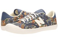 New Balance Wlprov1 Vintage Indigo Floral Print Women's Classic Shoes Blue