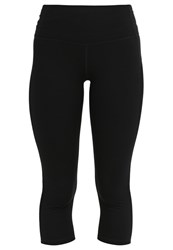 Gap 3 4 Sports Trousers True Black