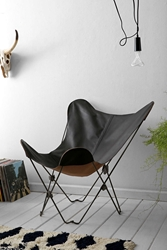 Leather Butterfly Chair Cover Urban Outfitters