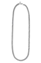 Garmin Men's Steve Madden 'Classic' Franco Chain Necklace