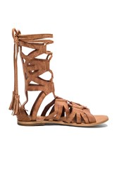 Free People Mesa Verde Gladiator Sandal Tan