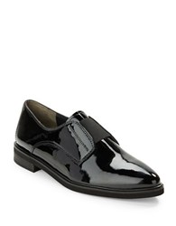 Paul Green Evana Patent Leather Oxfords Black