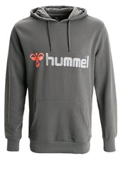 Hummel Classic Bee Hoodie Dark Shadow Dark Gray