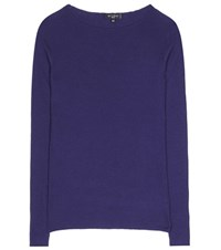 Etro Cashmere Sweater Blue