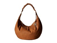 Jessica Simpson Joyce Hobo Cognac Hobo Handbags Tan