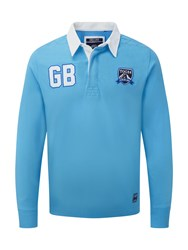 Tog 24 Thierry Mens Rugby Shirt Blue