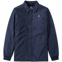Undefeated Route Jacket Blue