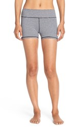 Women's Zella 'Haute' Slim Fit Shorts