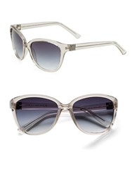 Vince Camuto 76.2Mm Cat Eye Sunglasses Grey