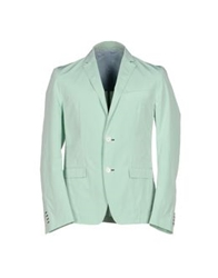 David Mayer Naman Blazers Light Green