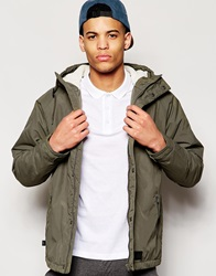 Boxfresh Parka Coat Green