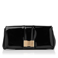 Lk Bennett Faith Shoulder Bags Black