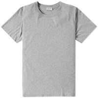 Saint Laurent Distressed Tee Grey