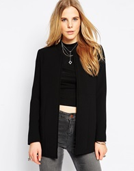 Only Long Sleeve Relaxed Blazer Black