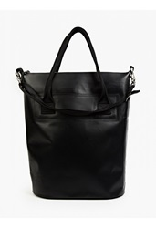 Eytys Black Void' Waterproof Tote Bag