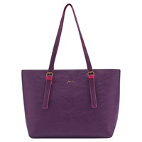 Joules Carnaby Shoulder Bag Blueberry